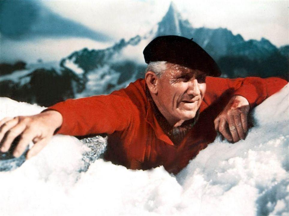 La Neige en deuil : Photo Spencer Tracy