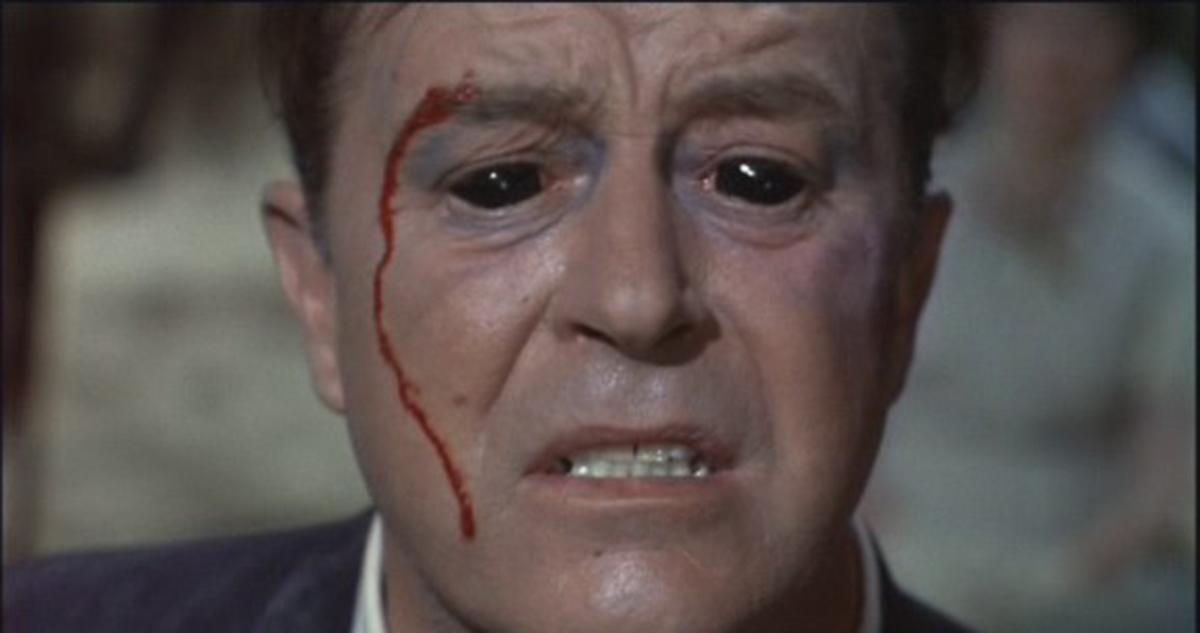 L'Horrible cas du Dr X : Photo Ray Milland