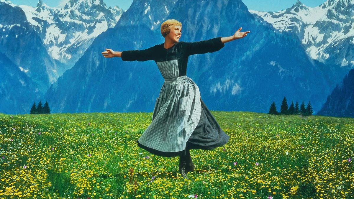 La Mélodie du bonheur : Photo Julie Andrews