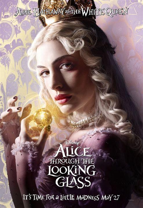Affiche du film alice de l 39 autre c t du miroir affiche for L autre cote du miroir