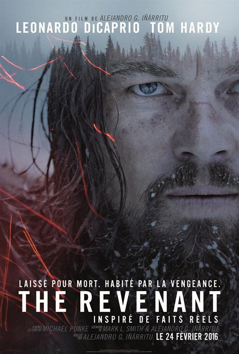 THE REVENANT – VF –