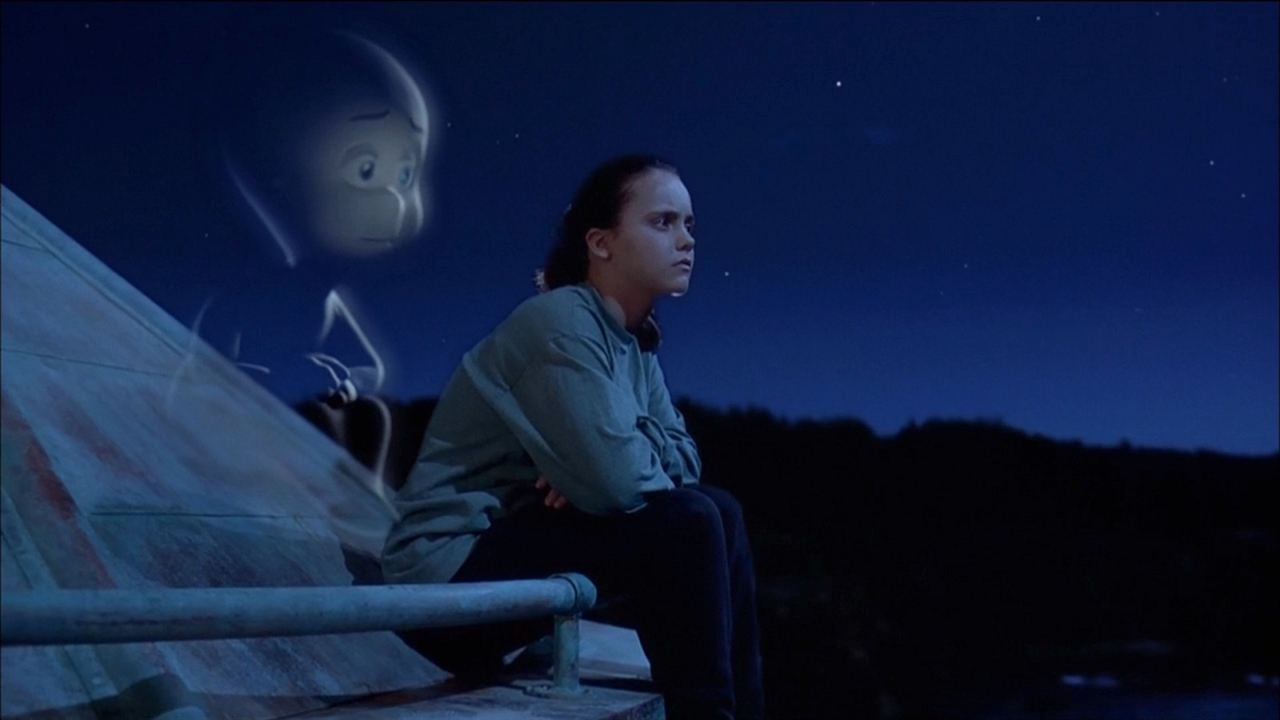 Casper : Photo Brad Silberling, Christina Ricci