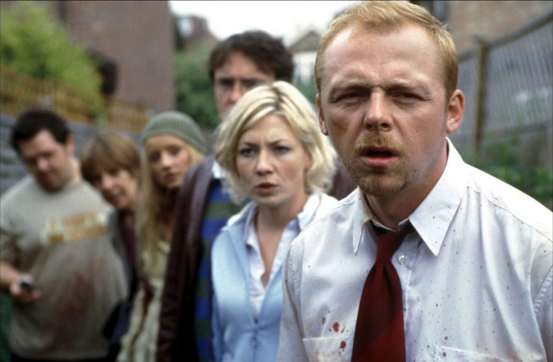 Shaun of the Dead : Photo Kate Ashfield, Simon Pegg