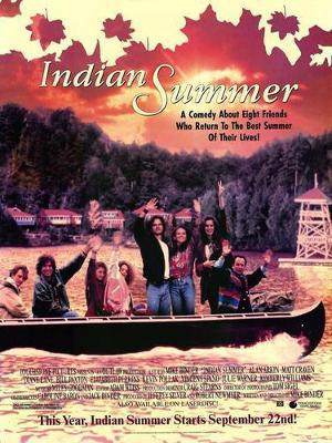 Indian Summer : Affiche