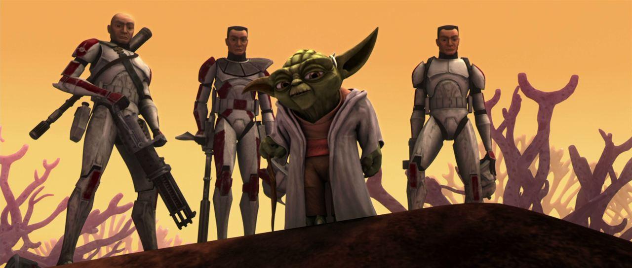 Star Wars: The Clone Wars (2008) : Photo