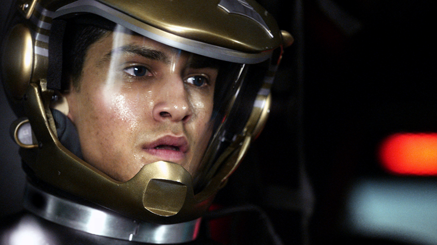 Battlestar Galactica: Blood & Chrome : Photo Luke Pasqualino