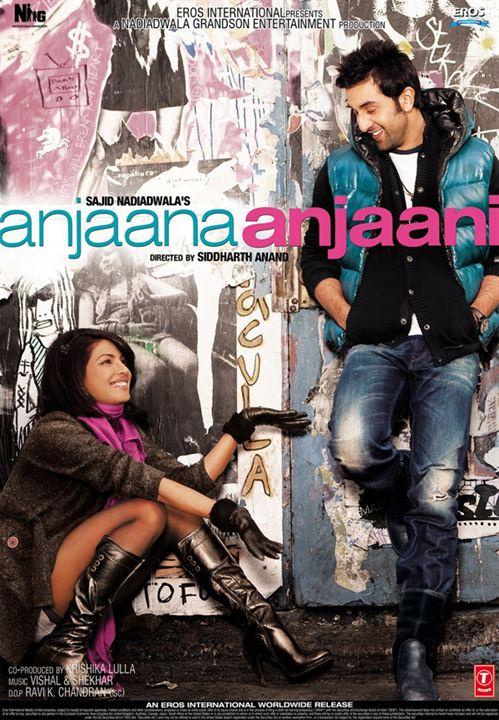 Anjaana Anjaani : Affiche