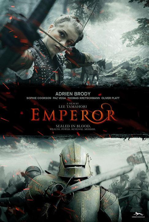 Emperor : Affiche