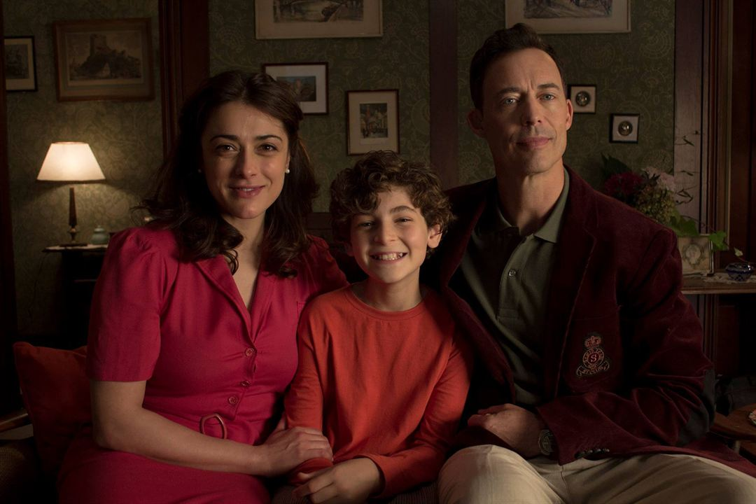 The Games Maker : Photo David Mazouz, Tom Cavanagh, Valentina Lodovini