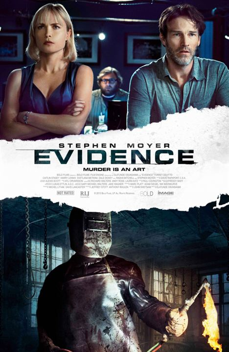 Evidence : Affiche