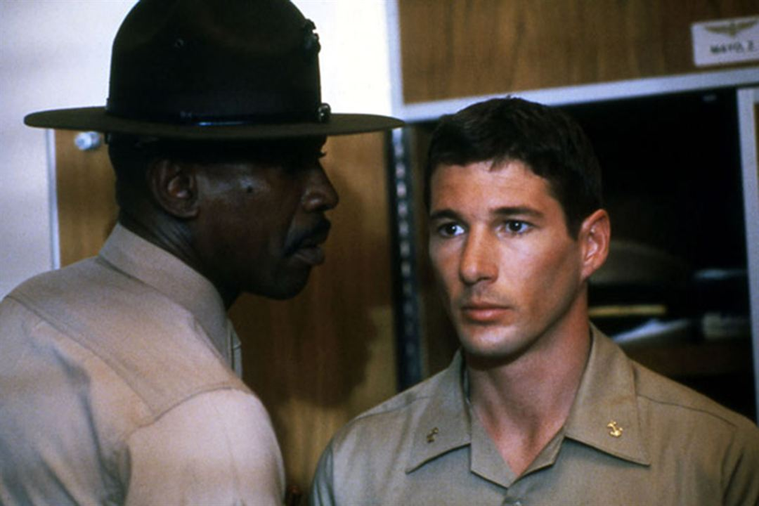 Officier et gentleman : Photo Louis Gossett Jr., Richard Gere