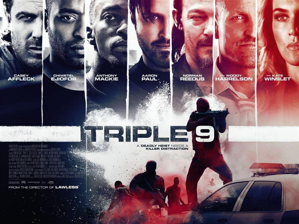 Triple 0 - Affiche