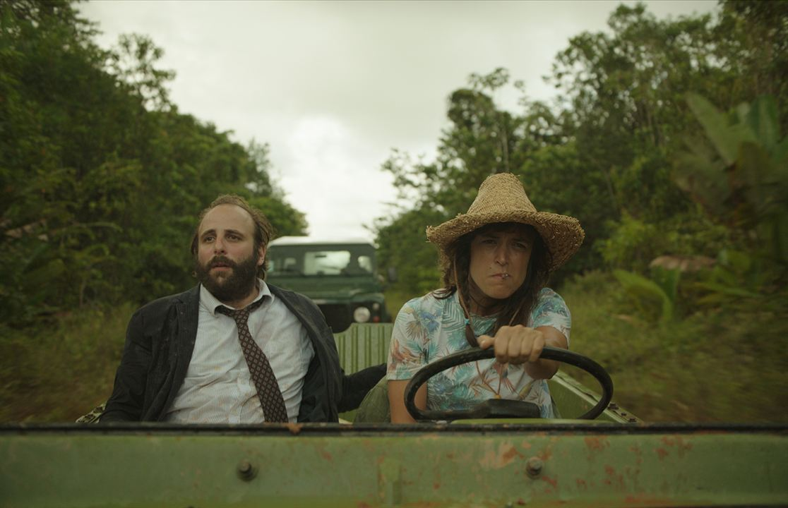 La Loi de la jungle : Photo Vimala Pons, Vincent Macaigne