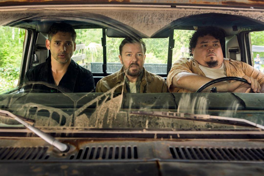 Special Correspondents : Photo Eric Bana, Ricky Gervais