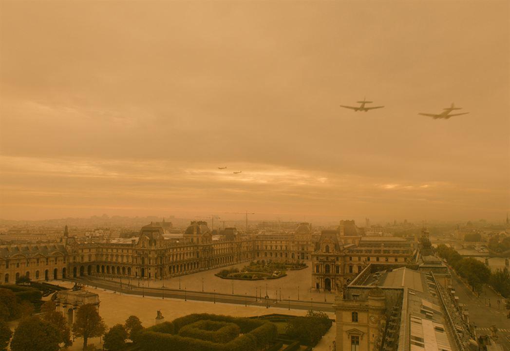 Francofonia, le Louvre sous l'Occupation : Photo