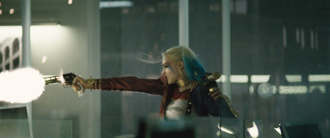 Suicide Squad : Photo Margot Robbie