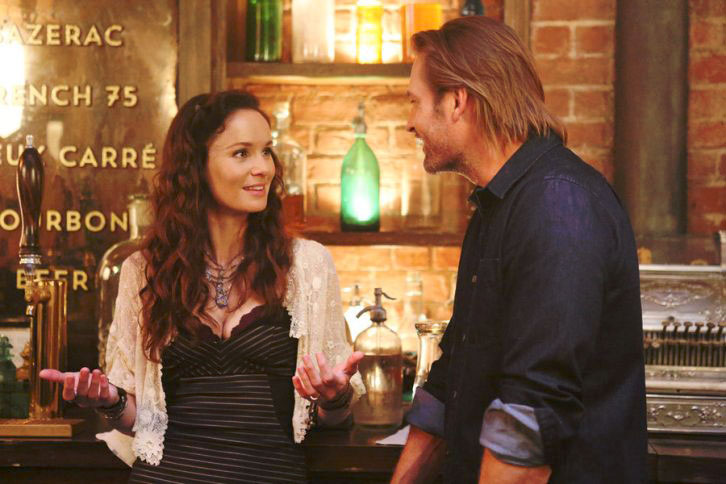 Photo Josh Holloway, Sarah Wayne Callies