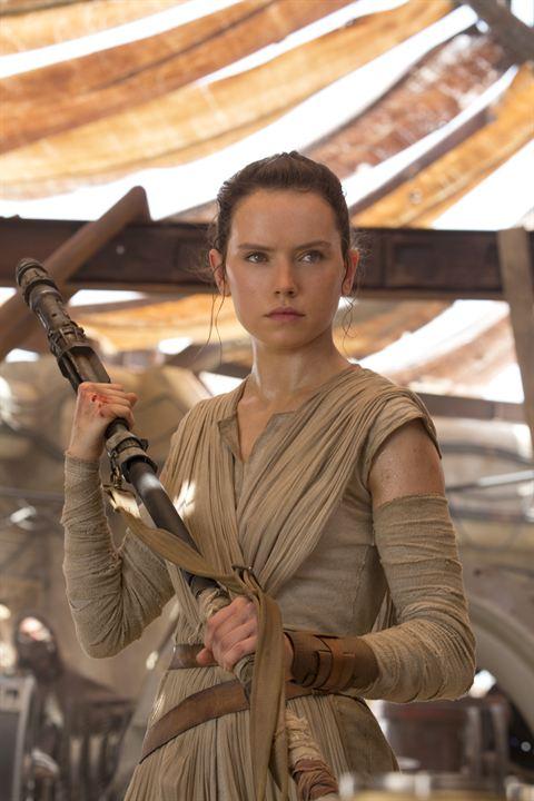 Daisy Ridley la de star wars