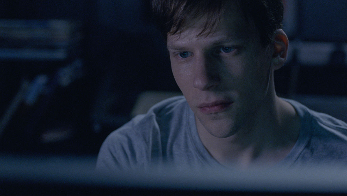 Back Home : Photo Jesse Eisenberg