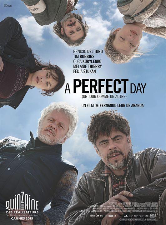 A perfect day, un jour comme un autre affiche