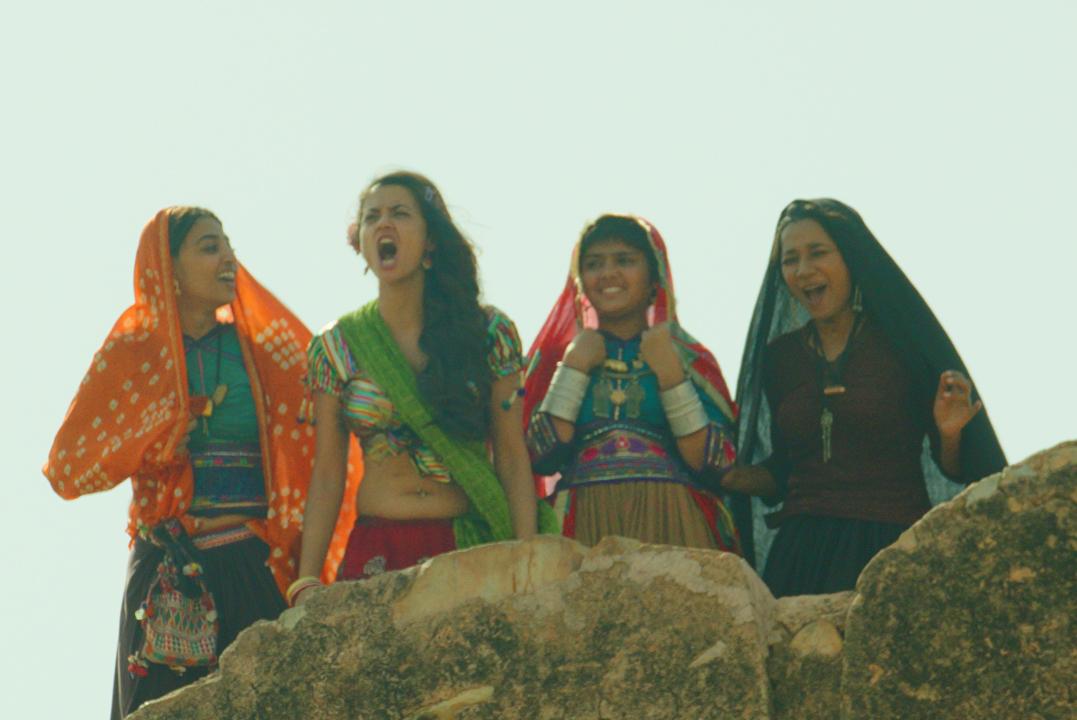 La Saison des femmes : Photo Lehar Khan, Radhika Apte, Surveen Chawla, Tannishtha Chatterjee
