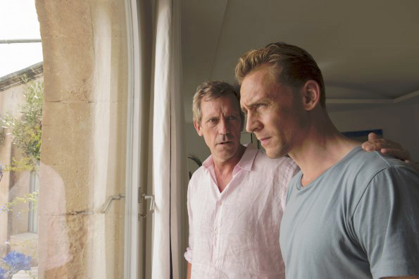 Photo Hugh Laurie, Tom Hiddleston