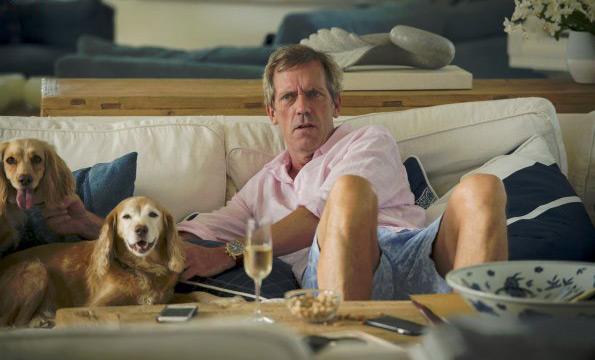 Photo Hugh Laurie