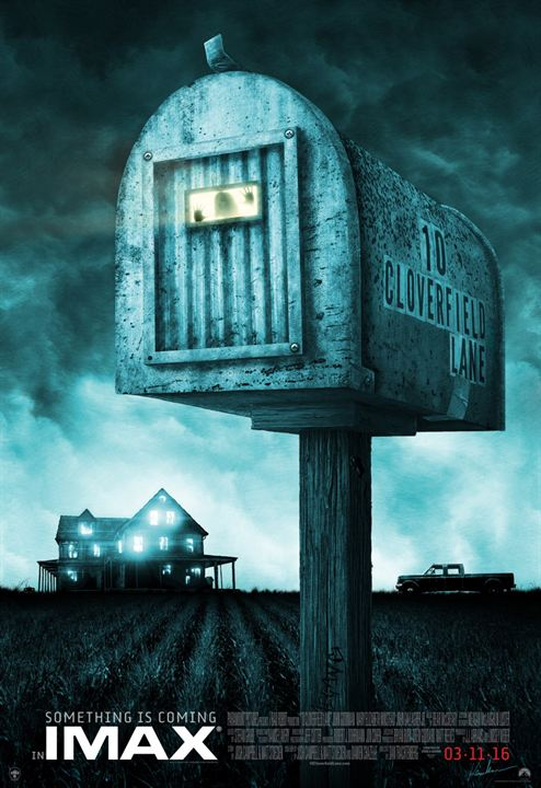 10 Cloverfield Lane : Affiche