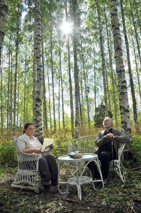Lettres au Père Jacob : Photo Heikki Nousiainen, Kaarina Hazard