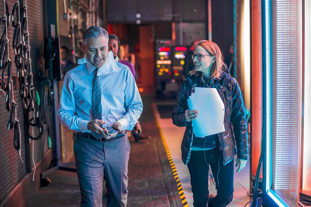 Money Monster : Photo George Clooney, Jodie Foster