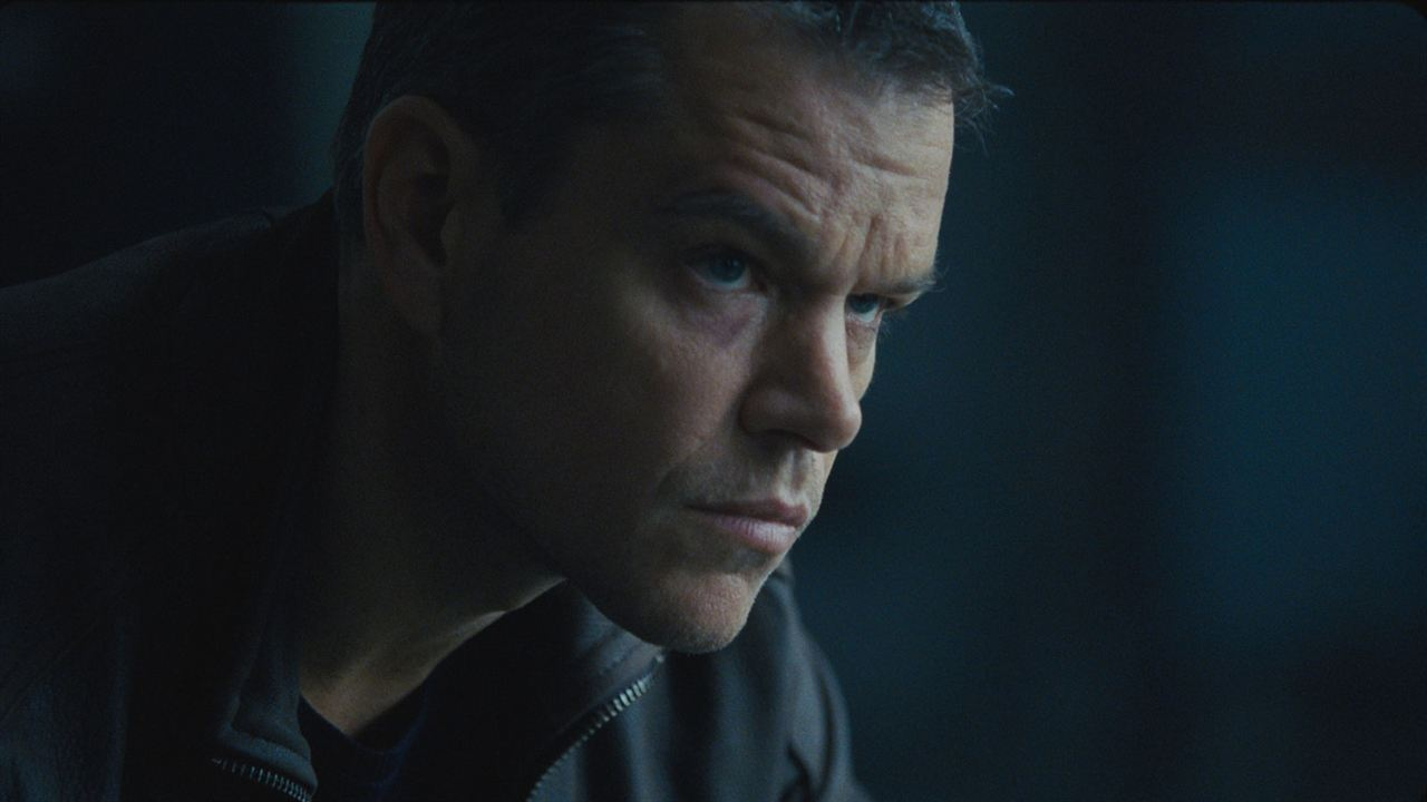screen Jason Bourne