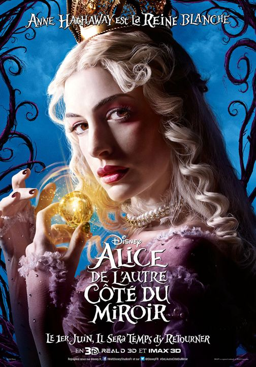 affiche du film alice de l 39 autre c t du miroir affiche 7 sur 18 allocin. Black Bedroom Furniture Sets. Home Design Ideas