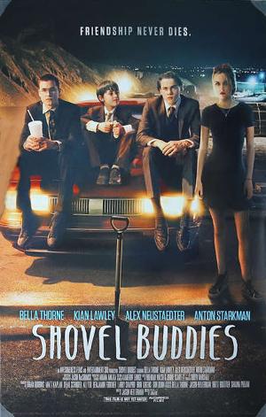 Shovel Buddies : Affiche
