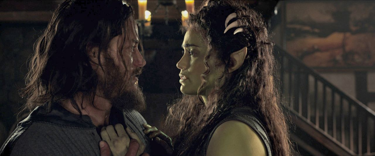Warcraft : Le commencement : Photo Paula Patton, Travis Fimmel