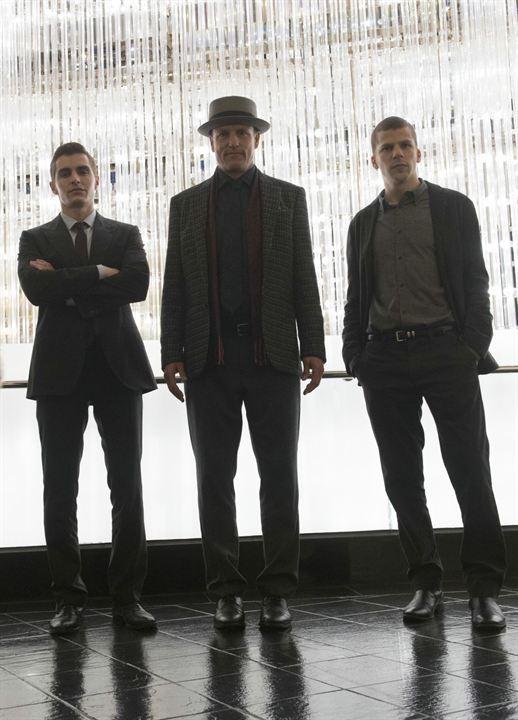 Insaisissables 2 : Photo Dave Franco, Jesse Eisenberg, Woody Harrelson