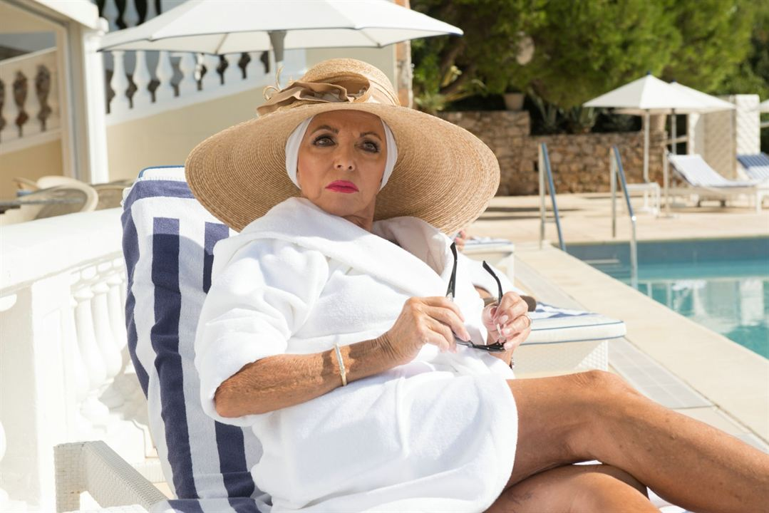 Absolutely Fabulous : Le Film : Photo Joan Collins