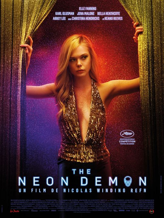 The Neon Demon : Affiche