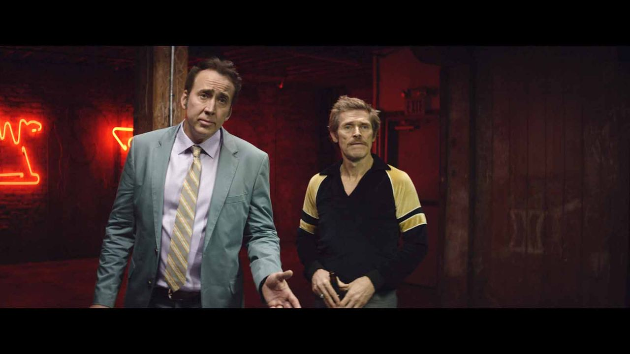 Dog Eat Dog : Photo Nicolas Cage, Willem Dafoe