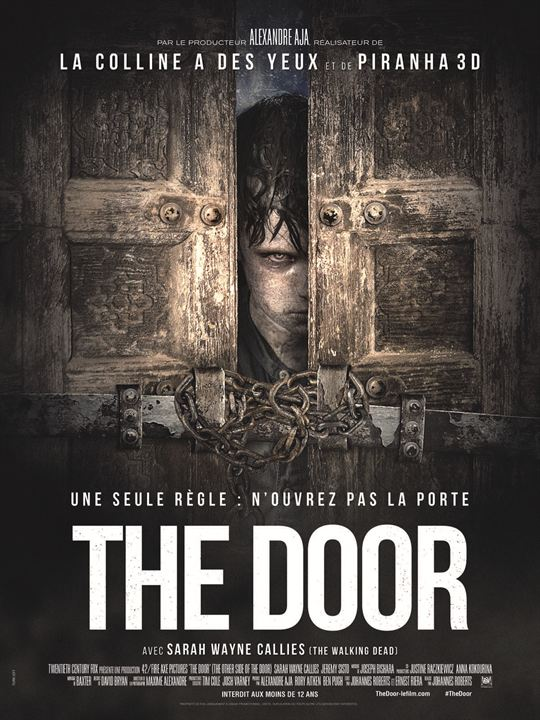 telecharger The Door (2016) DVDRIP TRUEFRENCH