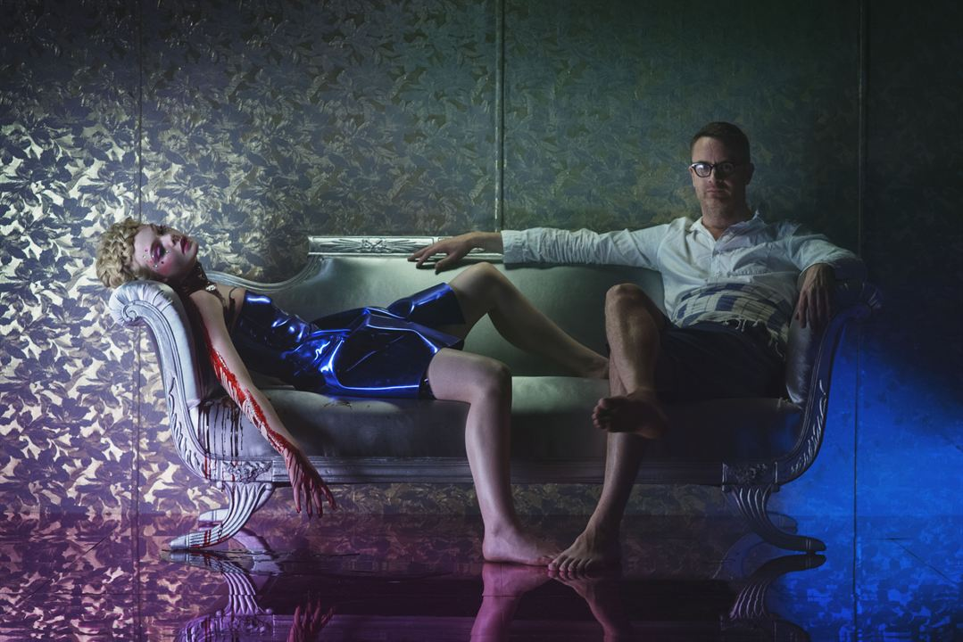 The Neon Demon : Photo Elle Fanning, Nicolas Winding Refn