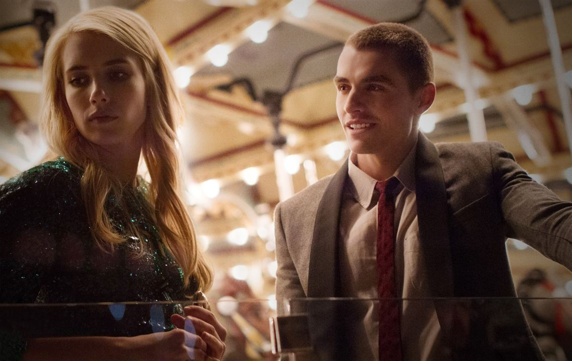 Nerve : Photo Dave Franco, Emma Roberts