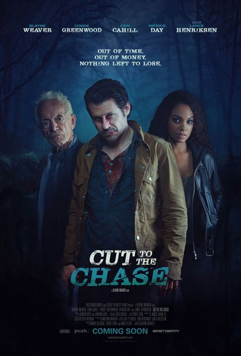 Cut to the Chase : Affiche