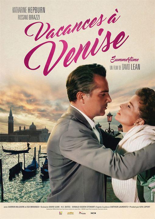 Vacances à Venise : Affiche