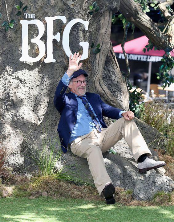 Le BGG – Le Bon Gros Géant : Photo promotionnelle Steven Spielberg
