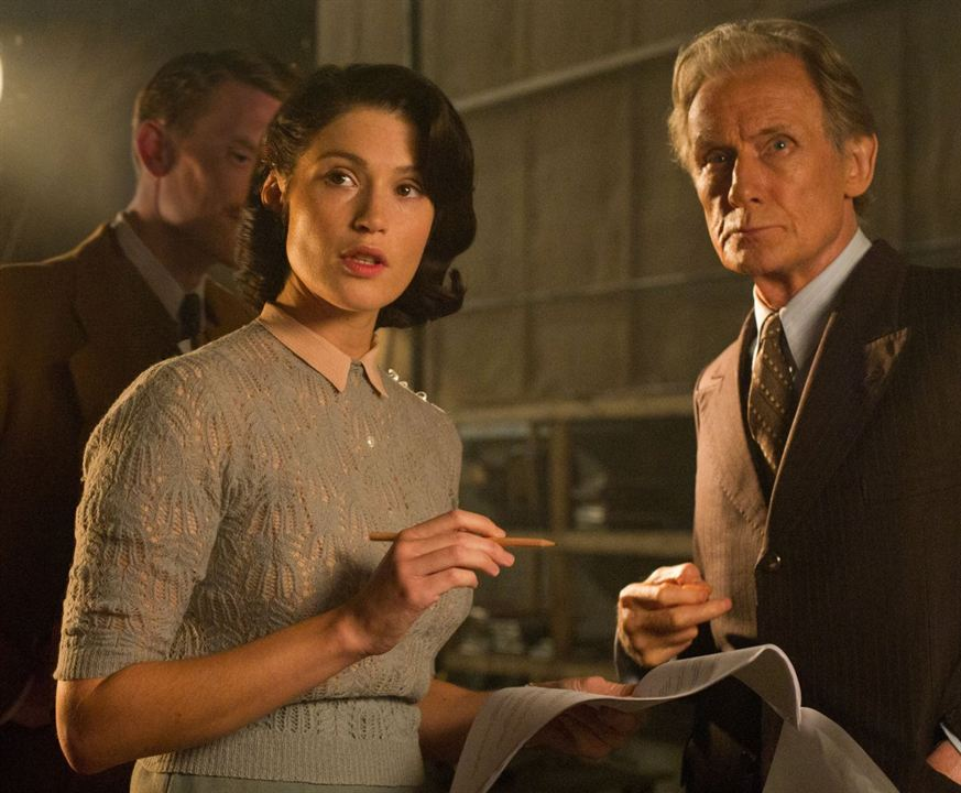 Their Finest : Photo Bill Nighy, Gemma Arterton