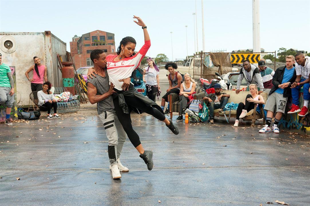 Honey 3: Dare to Dance : Photo Cassie Ventura, Kenny Wormald