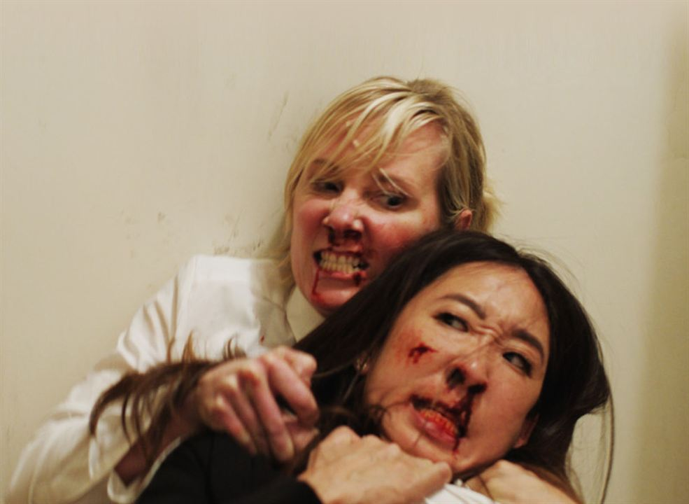 Catfight : Photo Anne Heche, Sandra Oh