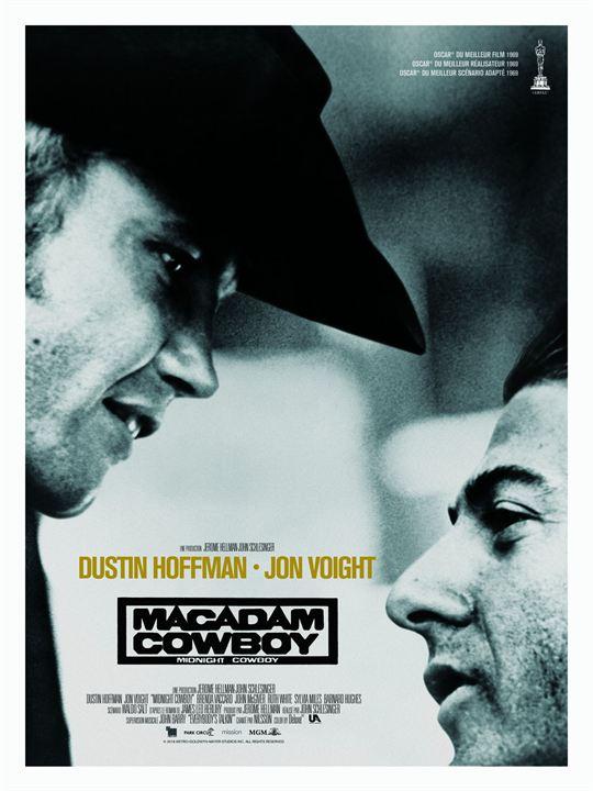 Macadam Cowboy : Affiche