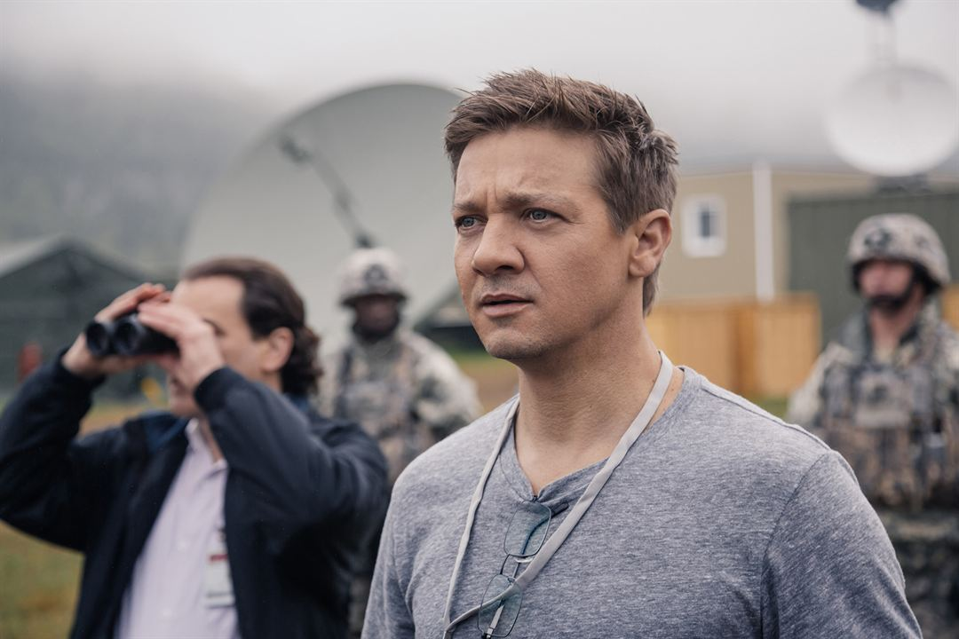 Premier Contact : Photo Jeremy Renner