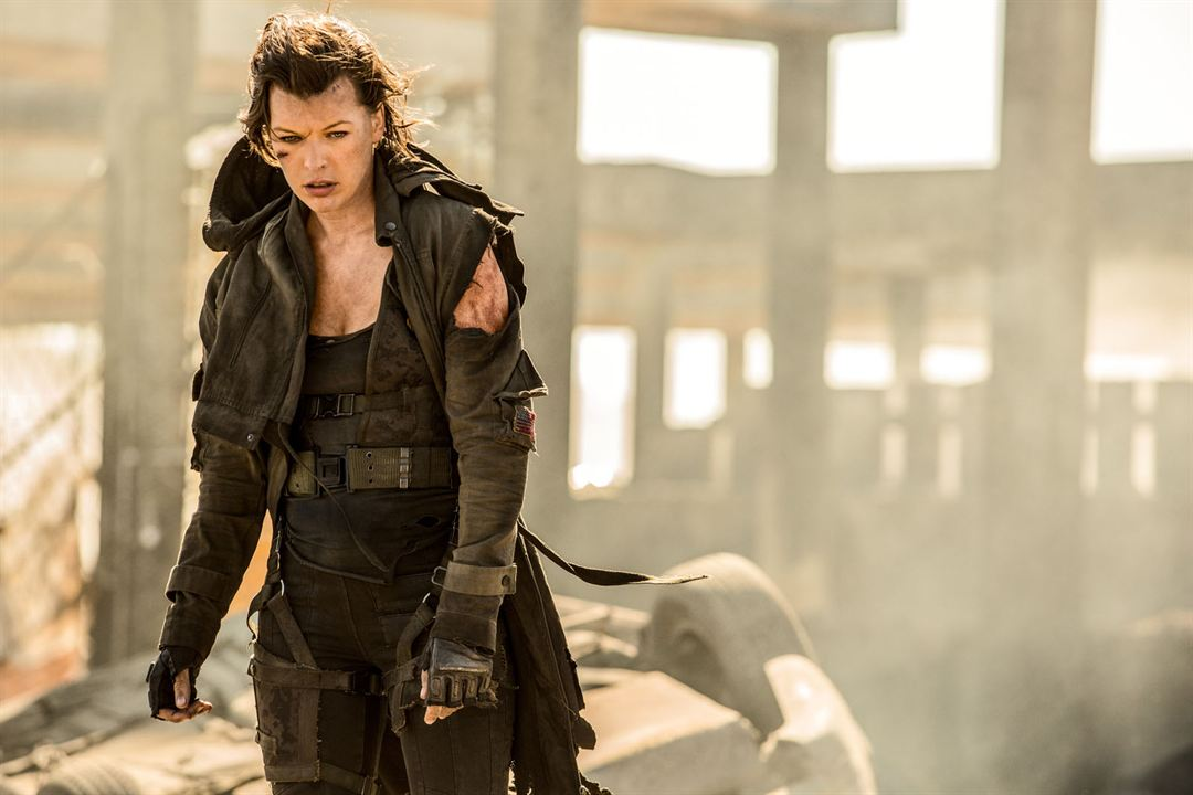 Resident Evil : Chapitre Final : Photo Milla Jovovich